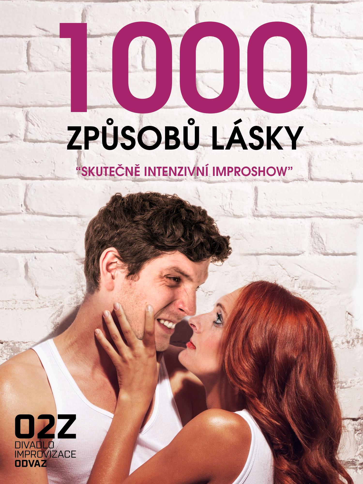 1000 způsobů lásky