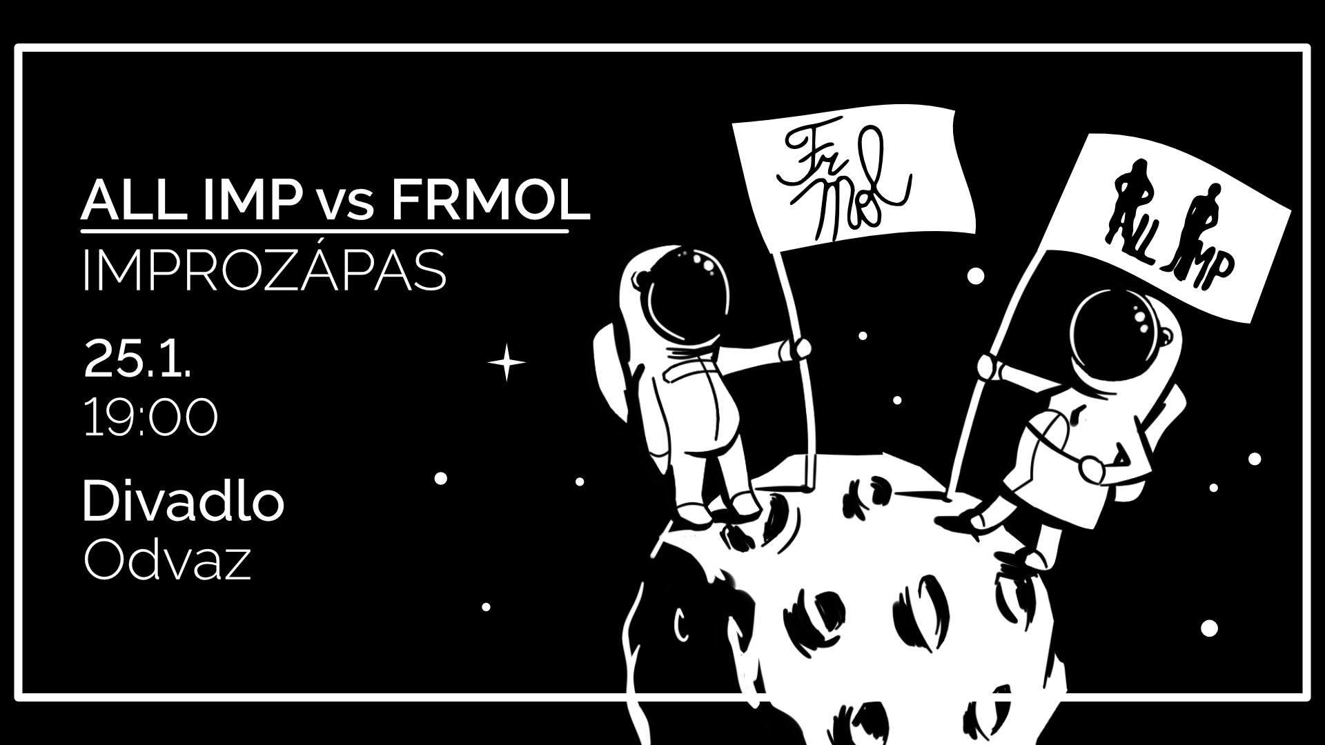 Hosté: Zápas All Imp vs. Frmol