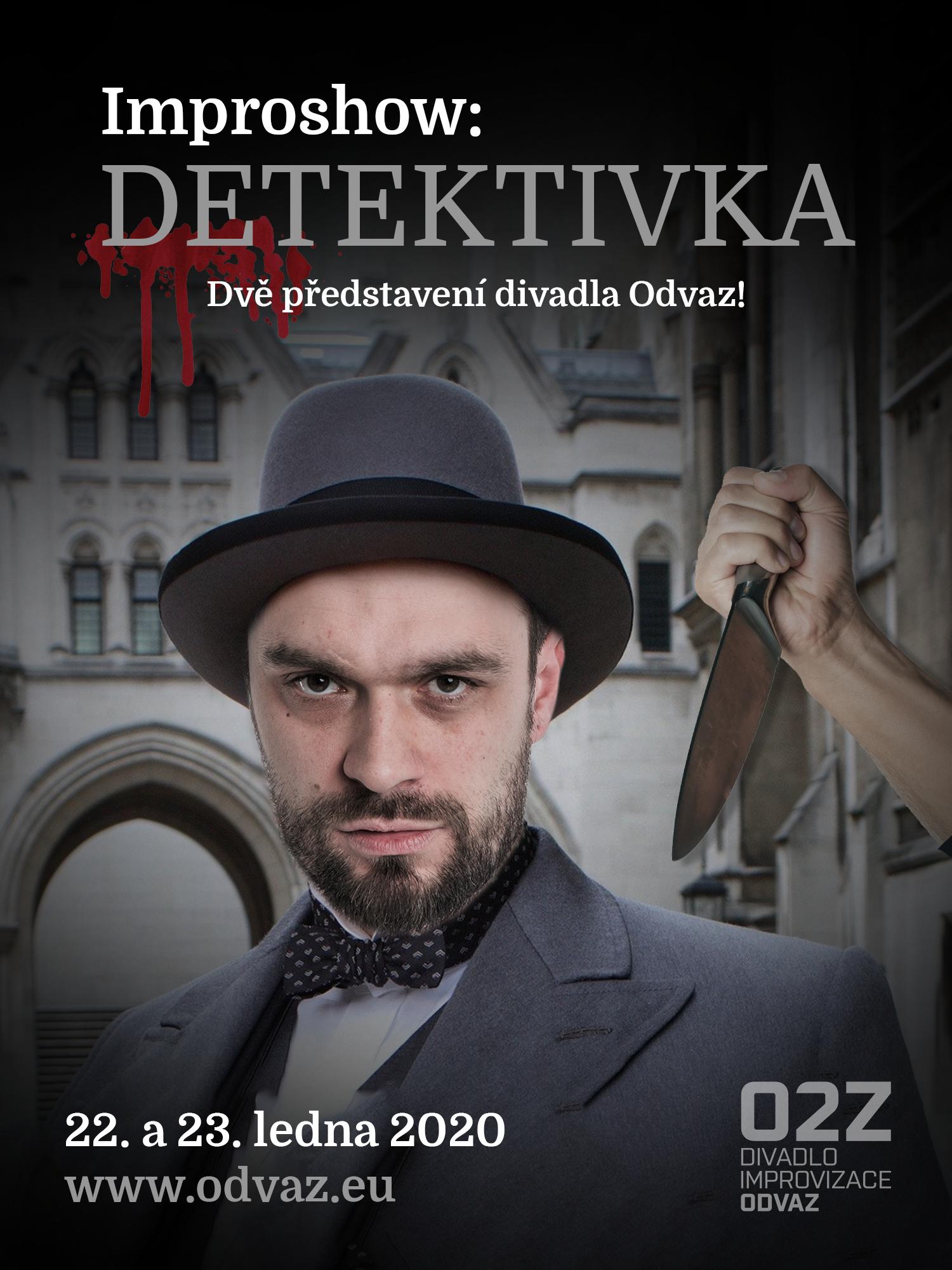 Improshow: Detektivka I. (vyprodáno)