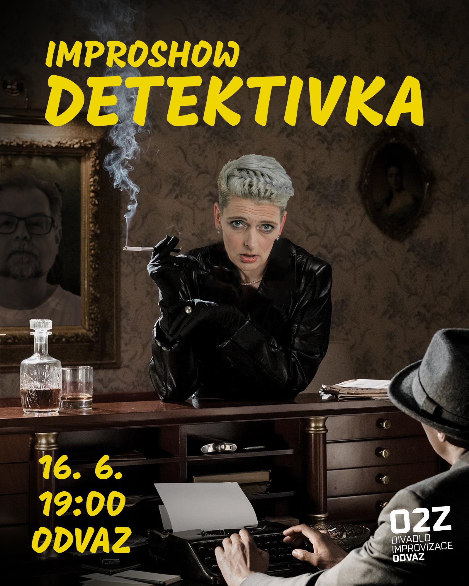 Improshow: Detektivka