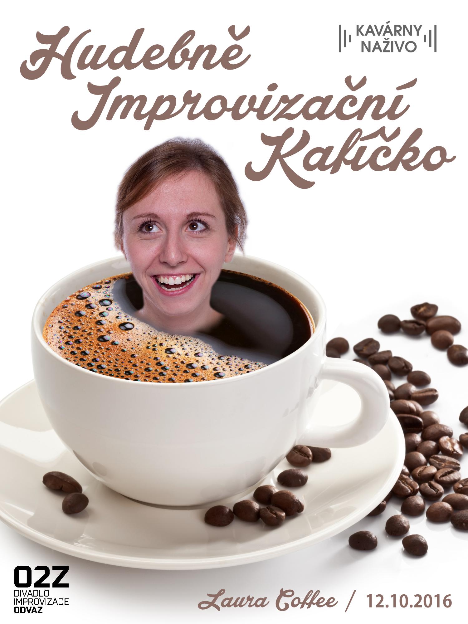 Kavárny Naživo: Hudebně improvizační kafíčko