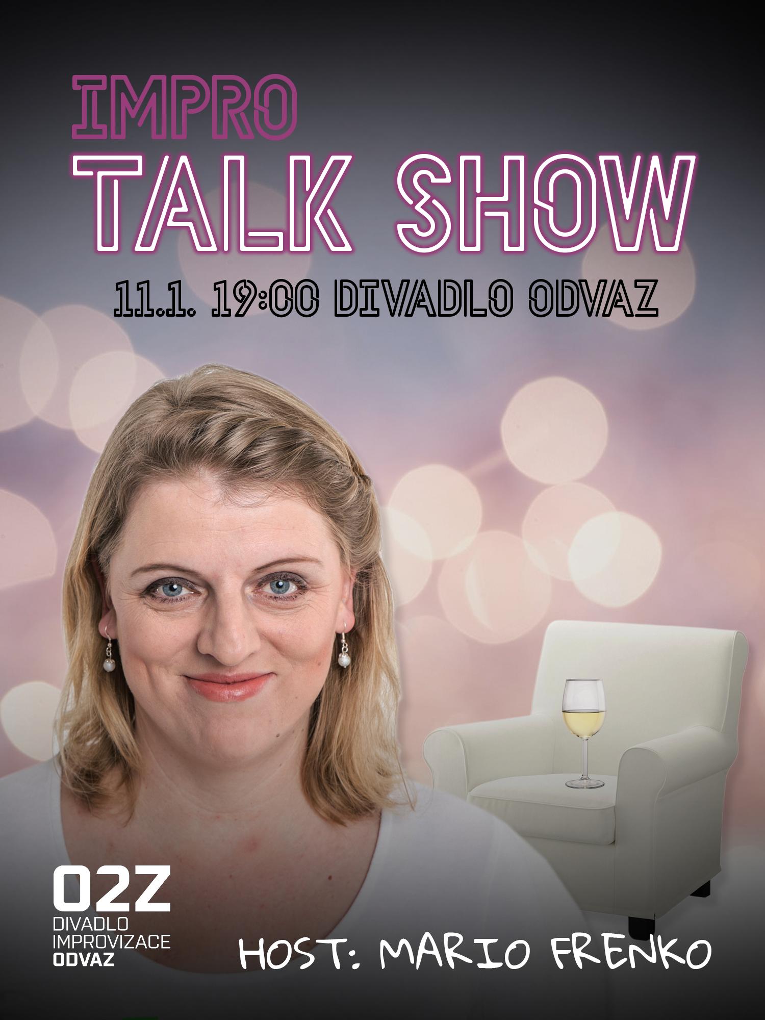 Odvaz talk show: O víně
