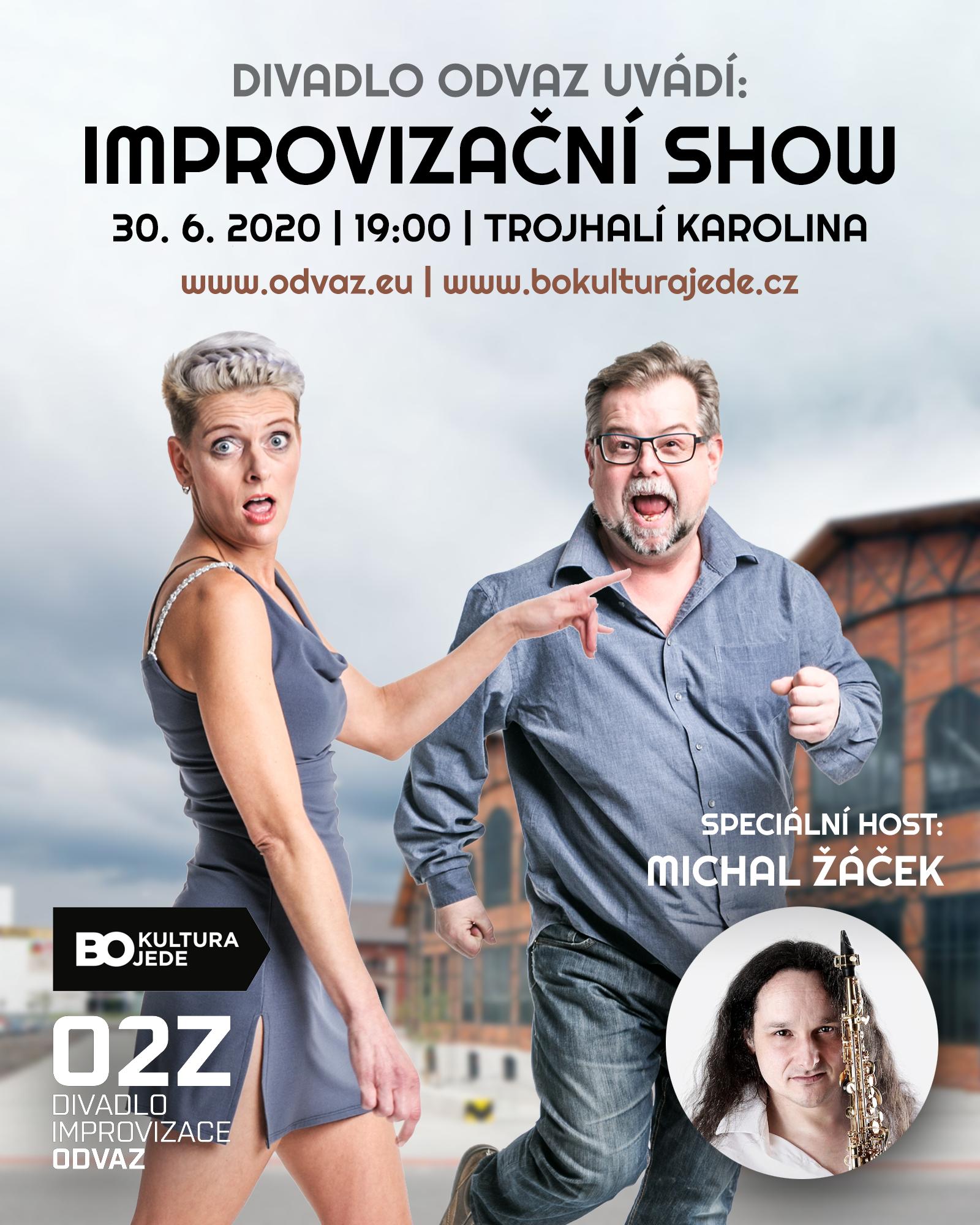 Improvizační show