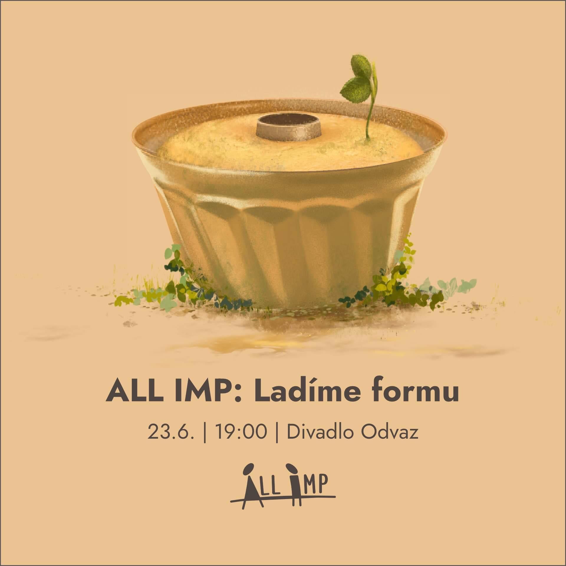 All Imp: Ladíme formu