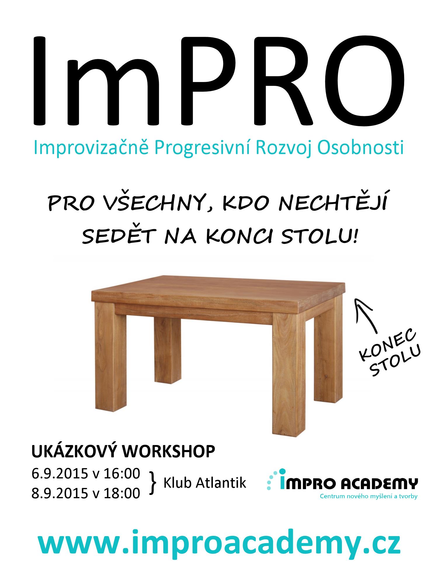 Otevřený tréning ImPRO