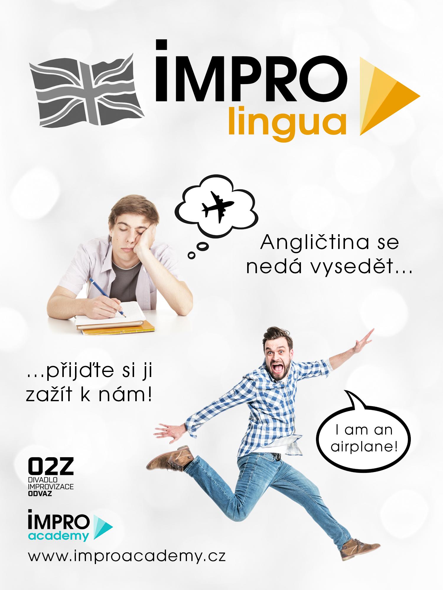 Otevřená hodina Improlingua (Havířov)