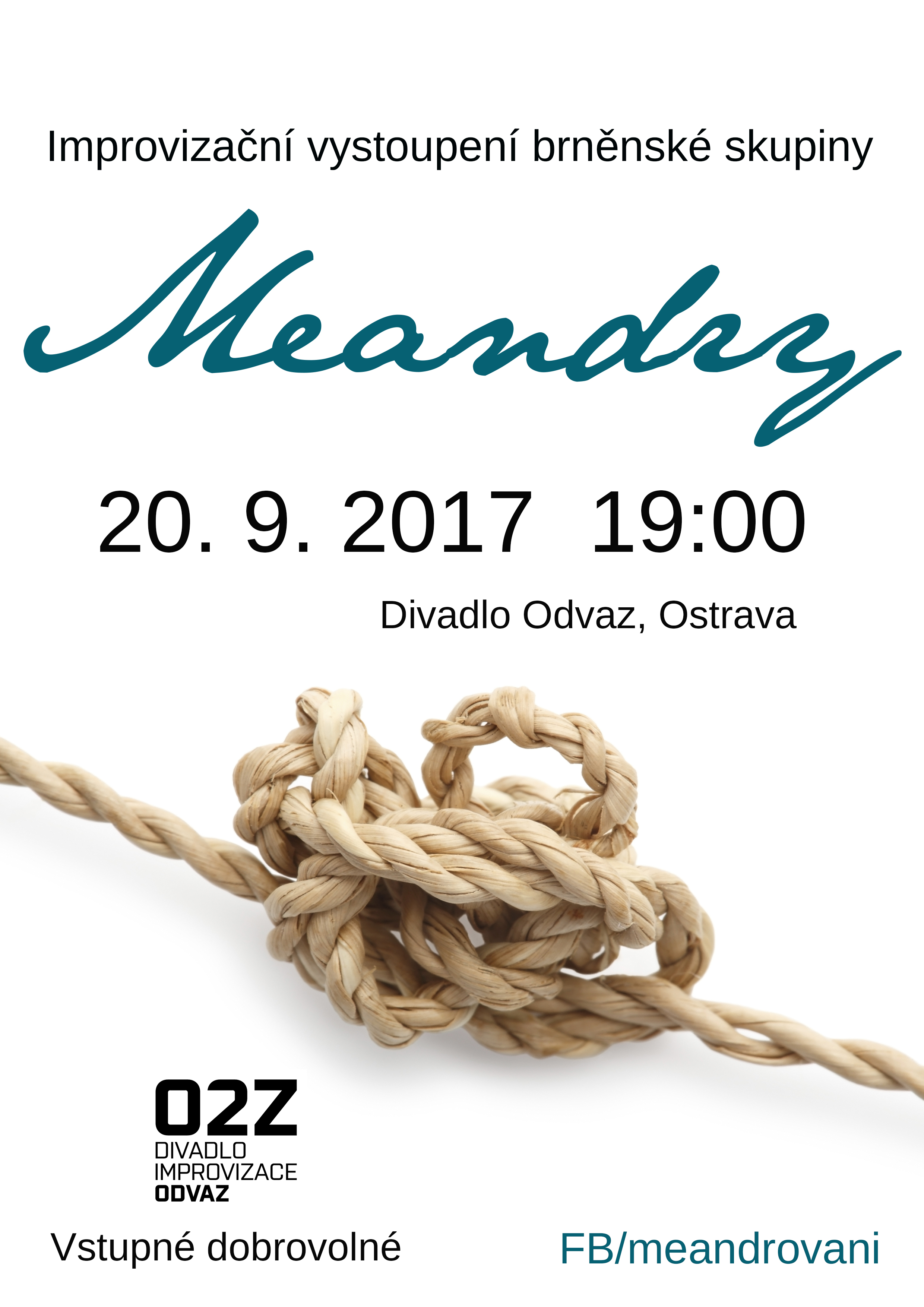 Meandry (Brno): Improshow