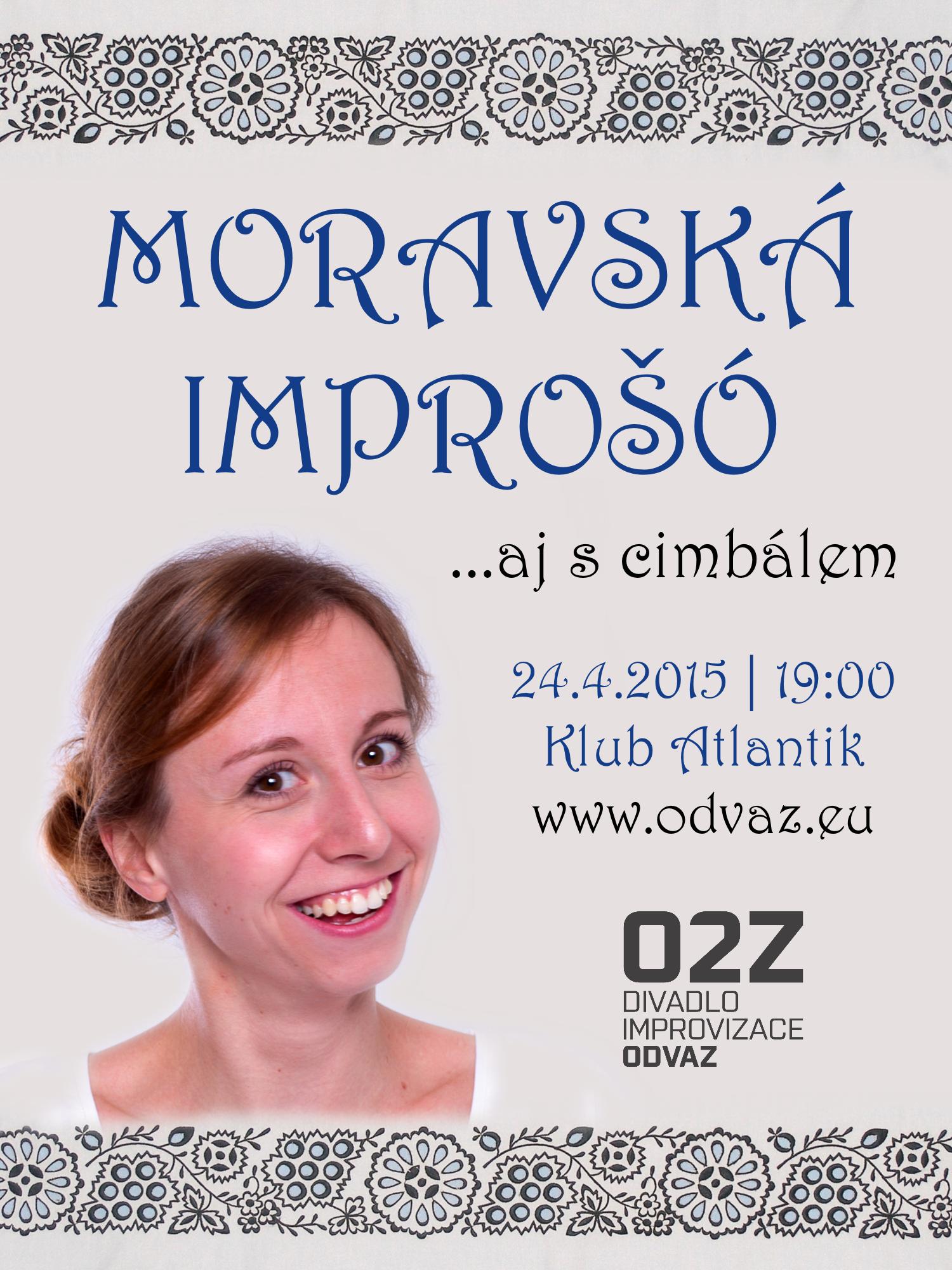 Moravská improšó s cimbálem