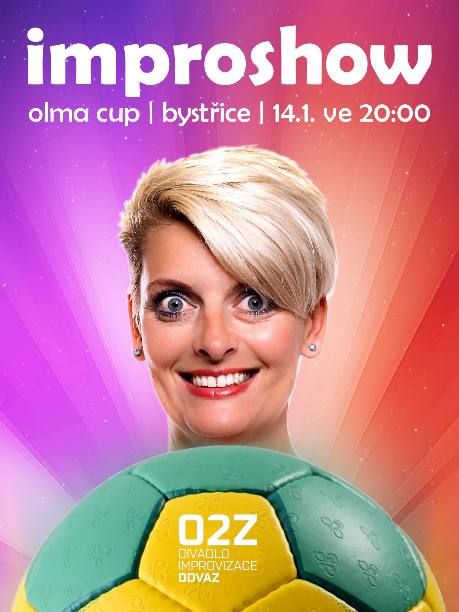OLMA CUP: ODVAZ improshow