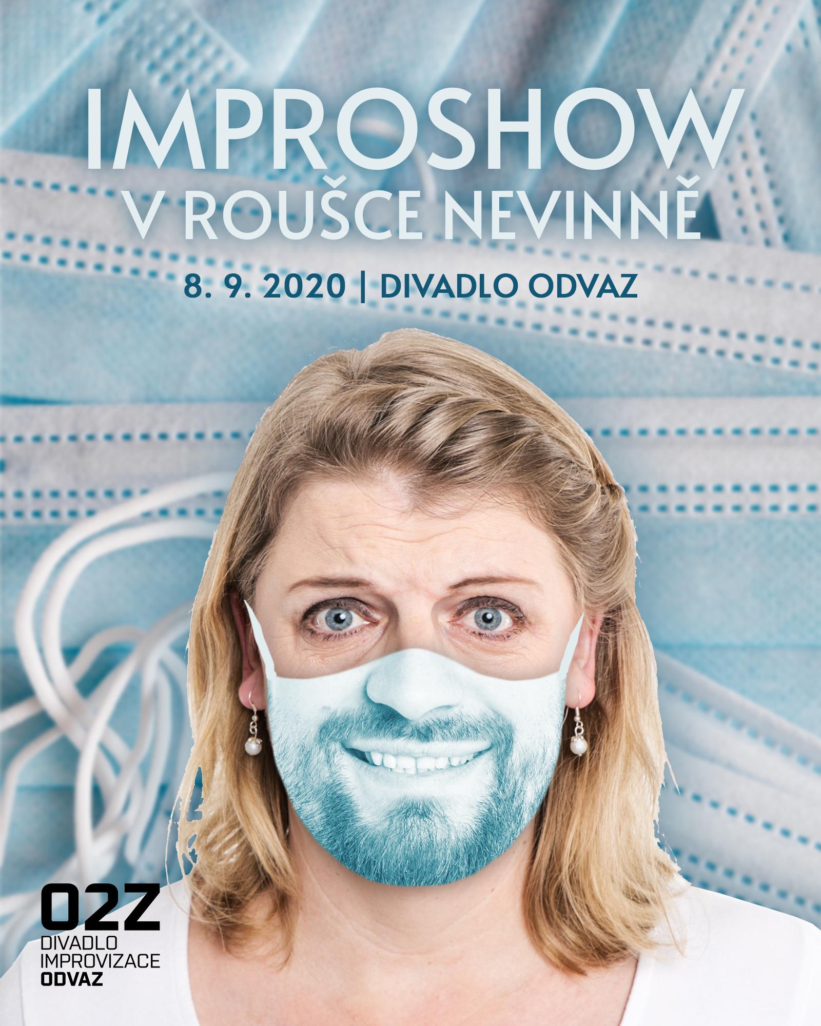 Improshow: V roušce nevinně