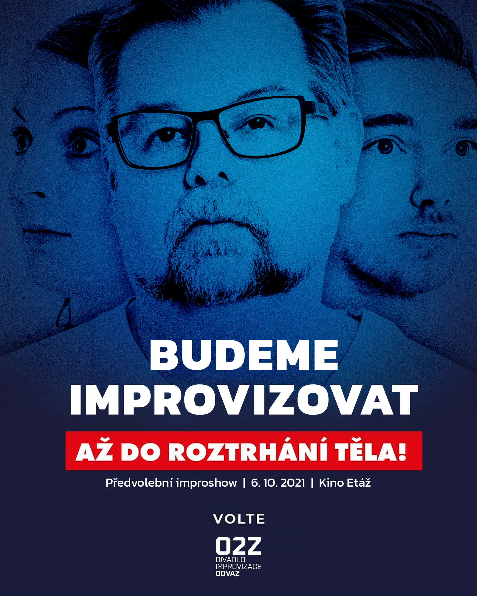 Předvolební improshow /VYPRODÁNO/