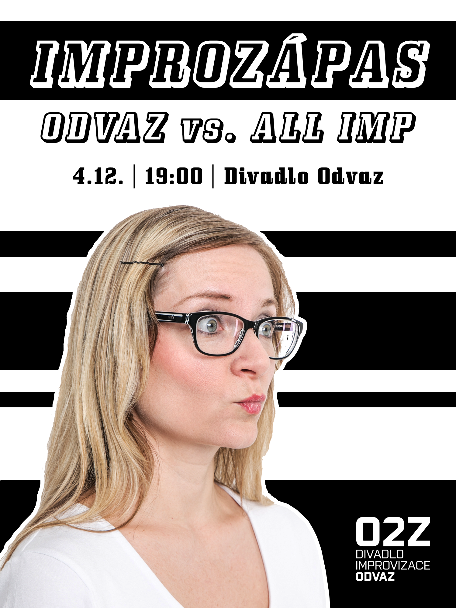 Improzápas: Odvaz vs. All Imp
