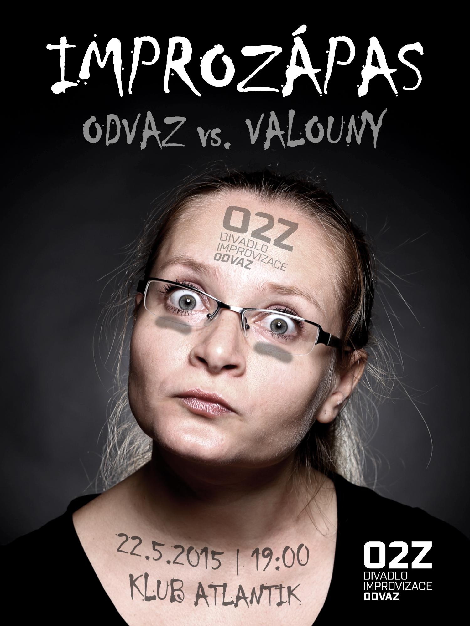Improzápas: O2Z vs. Valouny